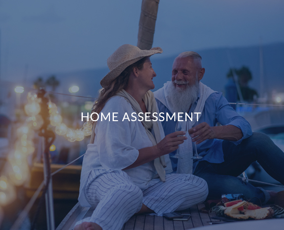 Absentee Home Care free home assessment